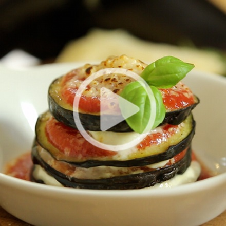Ricetta Video – Eggplants Parmigiana